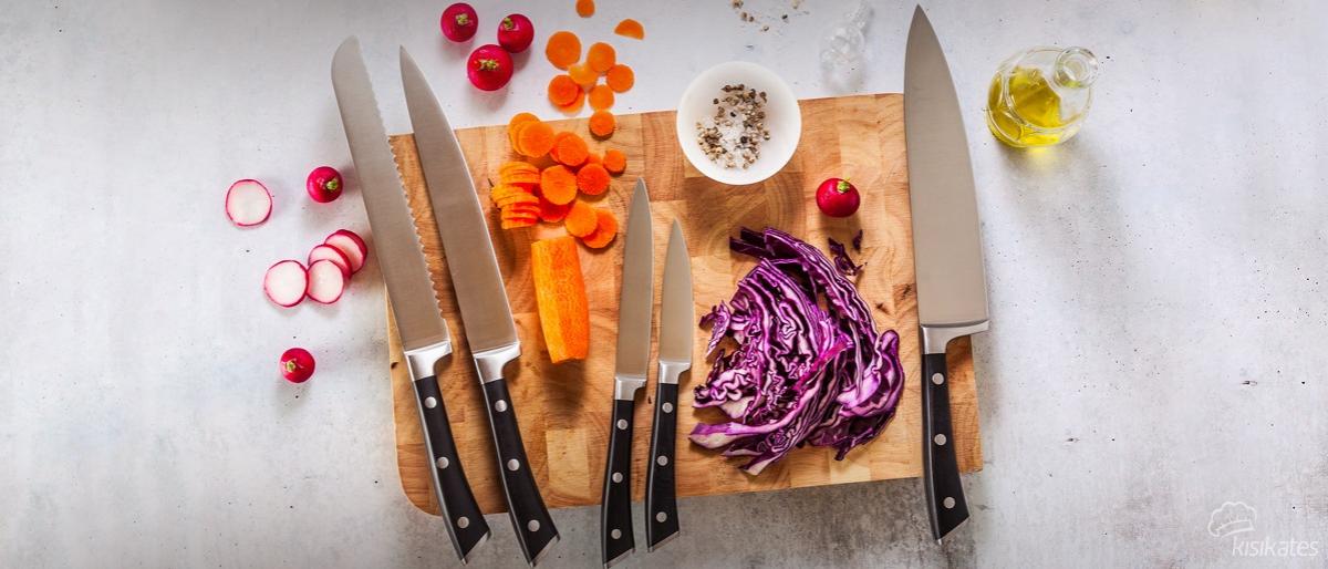Bıçak Çeşitleri ve Mutfakta Kullanım Yerleri