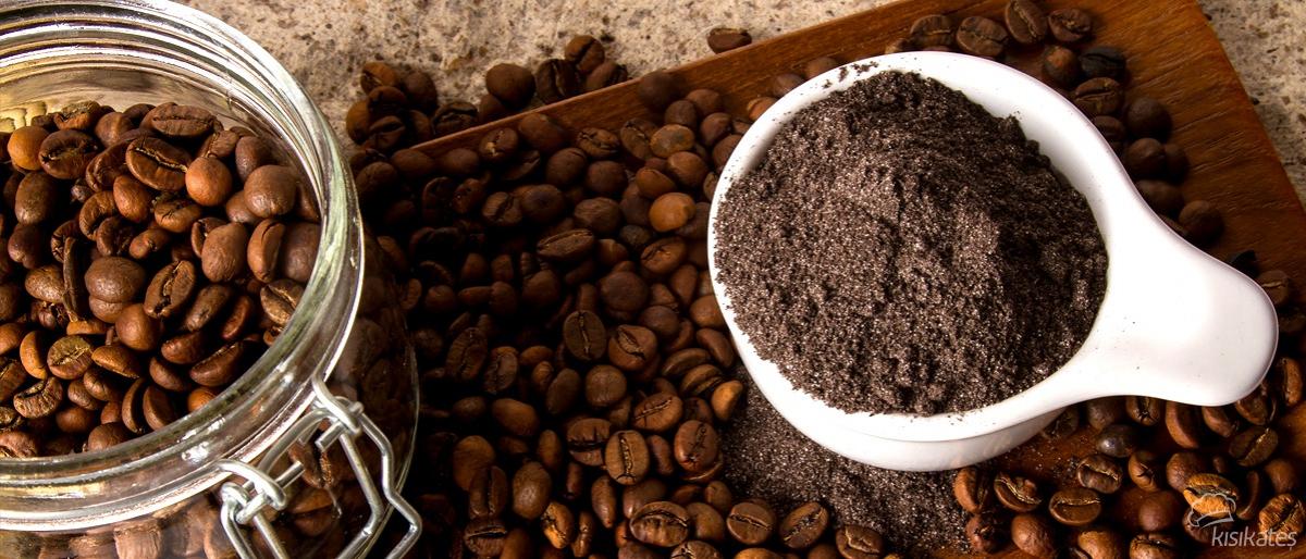 Kahve Telvesini Atmayın!