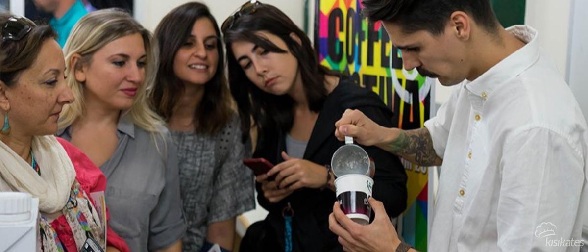 """Yaşar Üniversitesi'nde """"Biraz Kahve Konuşalım"""""""
