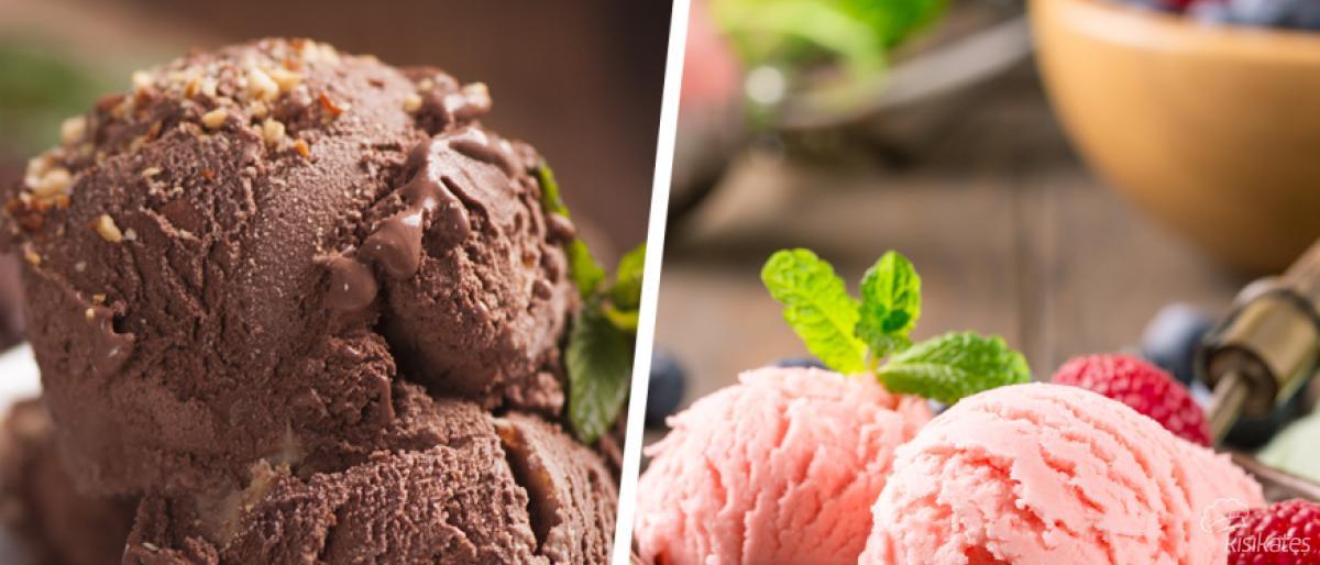 Sorbe ve Dondurma arasındaki farklar nelerdir?