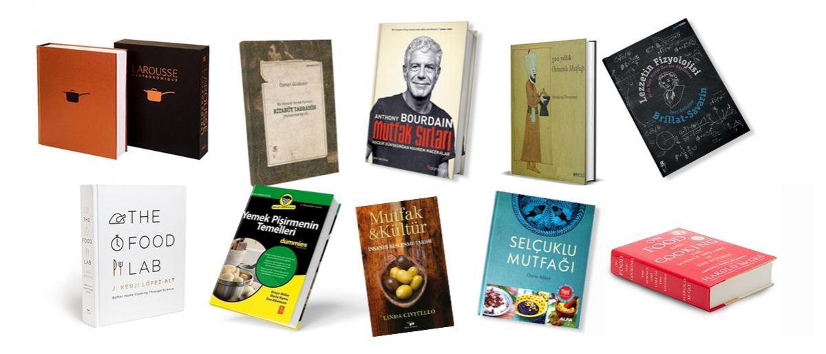 Okunması Gereken Gastronomi Kitapları