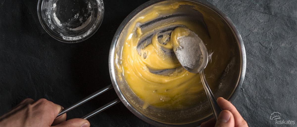 Slurry, Roux, Liaison Kıvam Vericileri Nasıl Kullanılır?