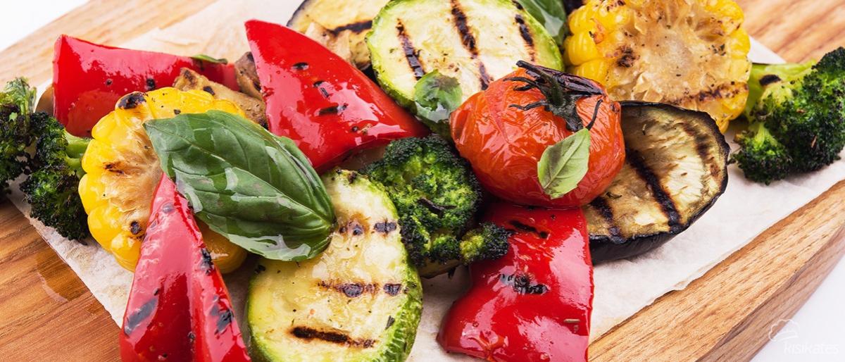 Izgarada Sebze Nasıl Pişirilir?
