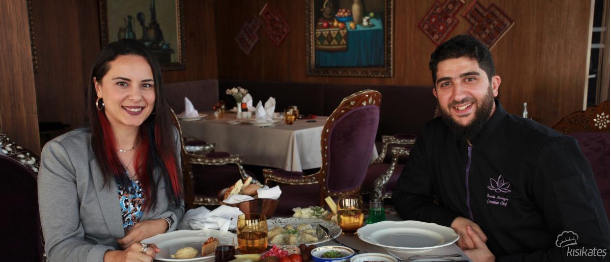 Ramin Nuriyev İle Azerbaycan Mutfağı Üzerine Sohbet