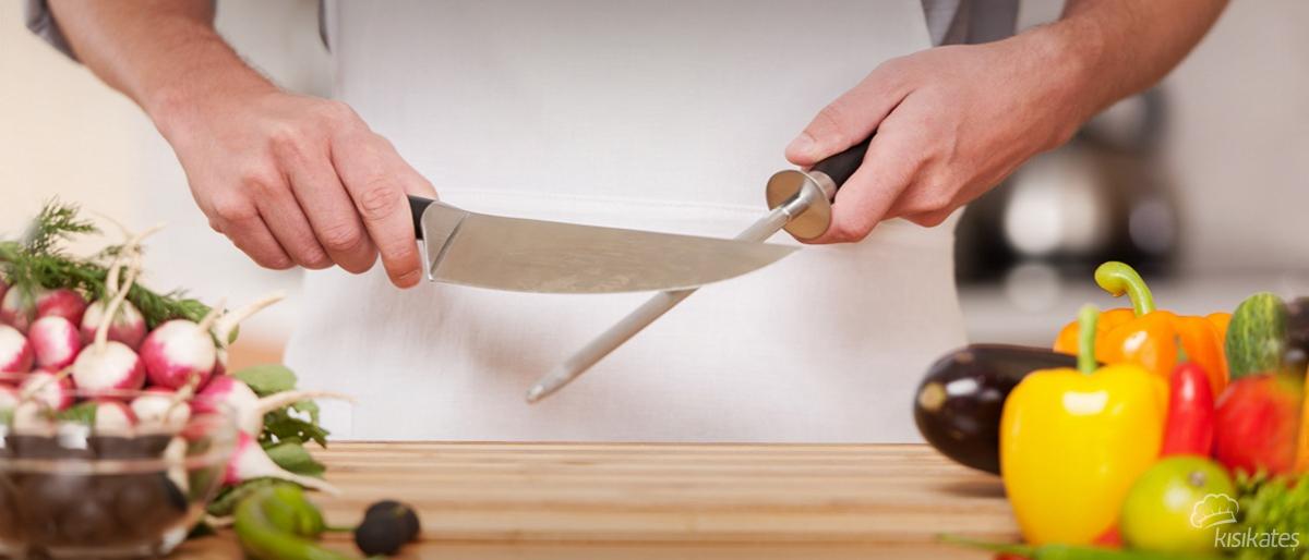 Bıçak Bakımı ve Bileme Yöntemleri