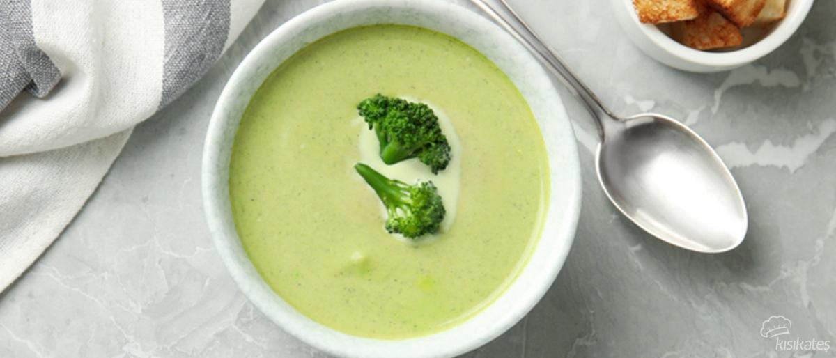 Kremalı Brokoli Çorbası Nasıl Yapılır?