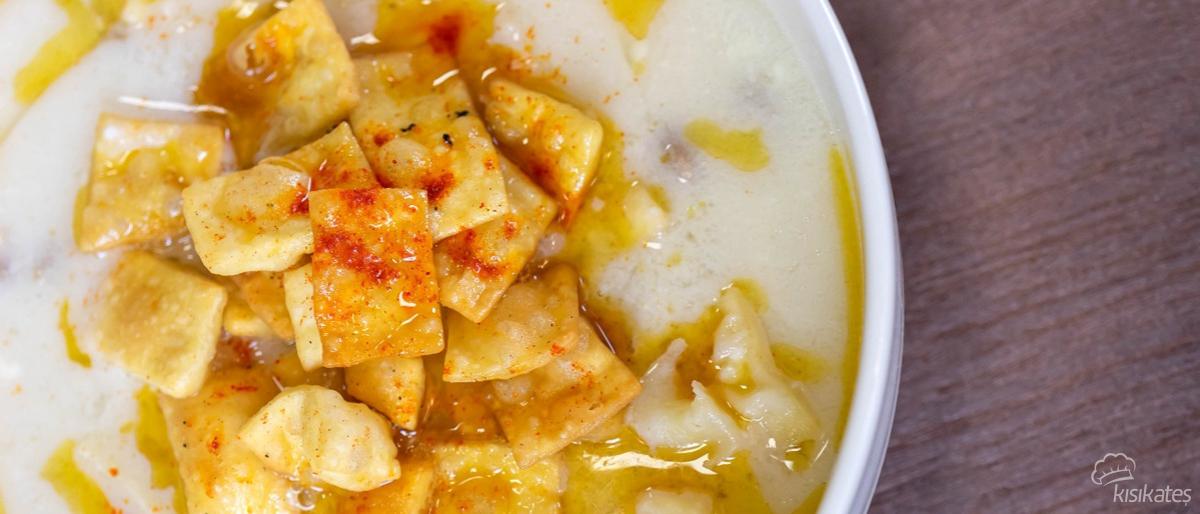 Tutmaç Çorbası Nasıl Yapılır?