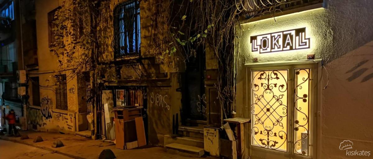 Lokal Kokoreç - İstanbul