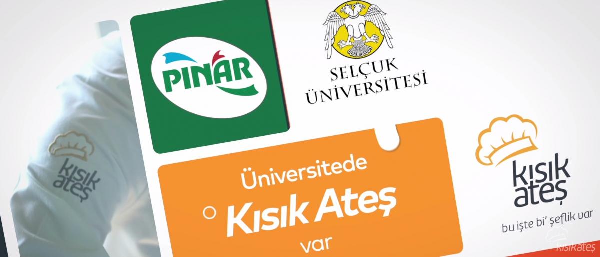 Konya Selçuk Üniversitesinde Kısık Ateş Var!