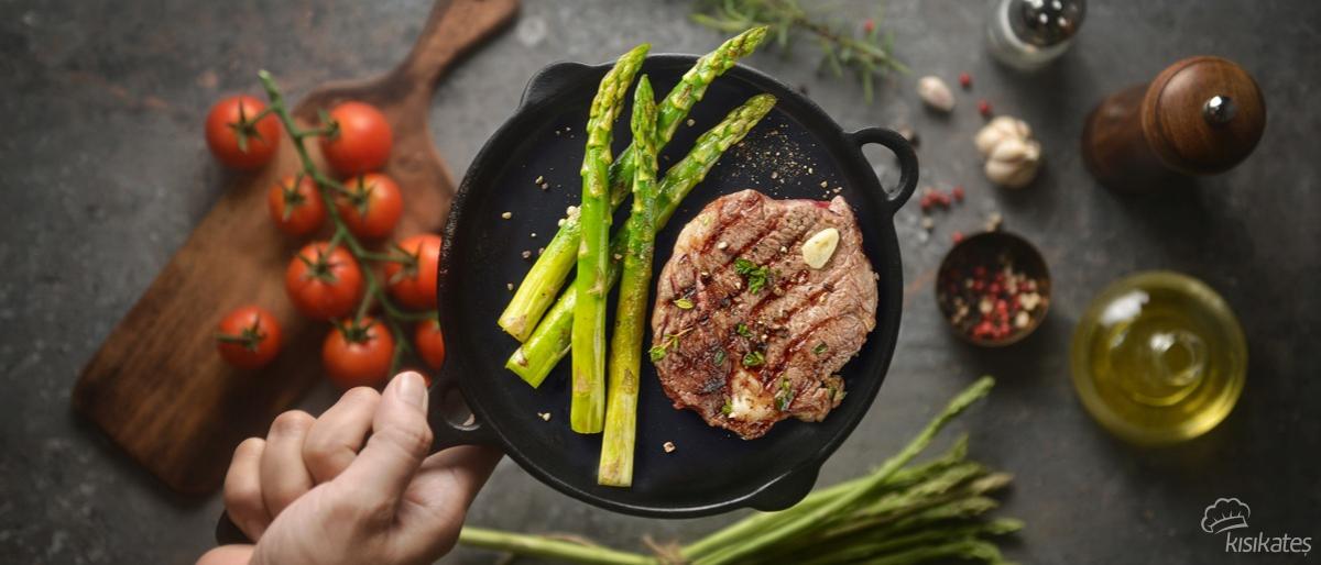 Tavada Bonfile Nasıl Pişirilir ve Tava Sosu Nasıl Yapılır?