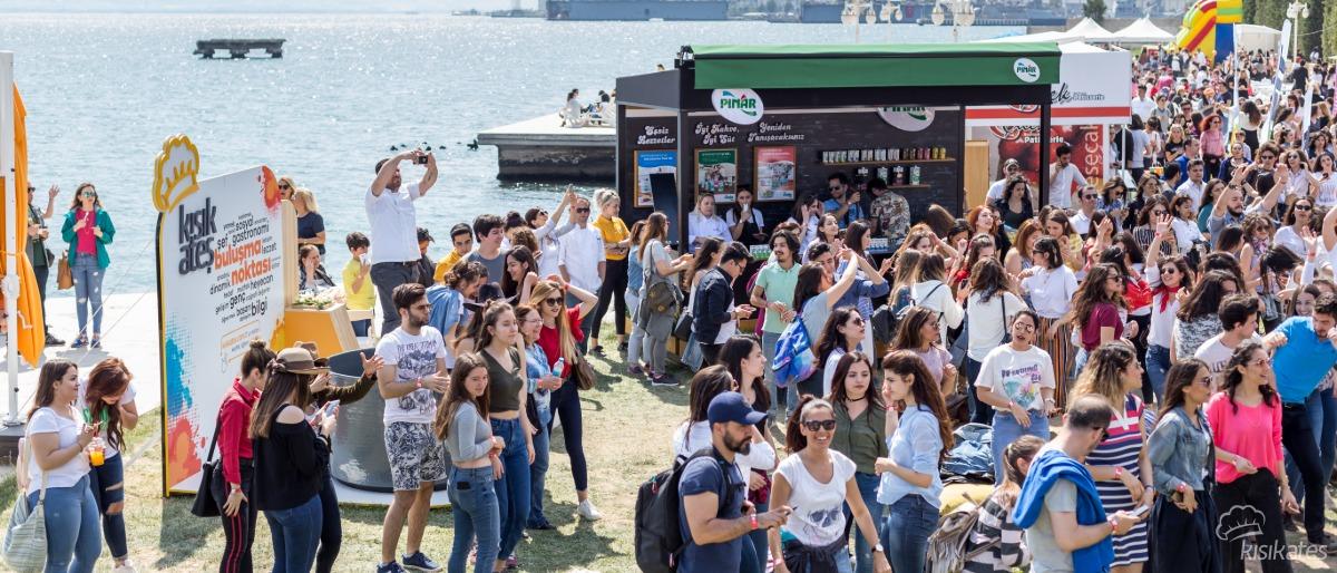 İzmir Çikolata ve Tatlı Festivali 2018