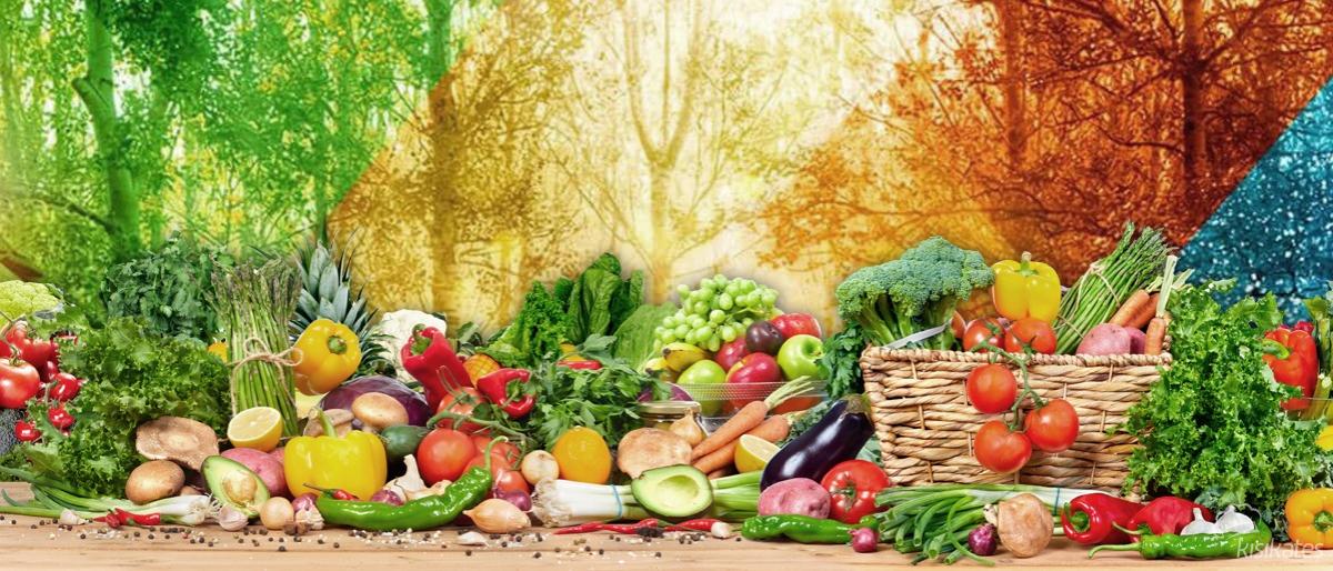 Hangi Mevsimde Hangi Meyve ve Sebze Yenir?