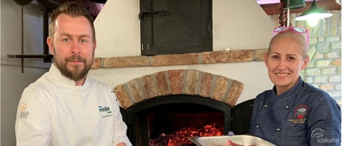 Ömür Akkor, Macaristan'da Anadolu mutfak kültürünü tanıttı