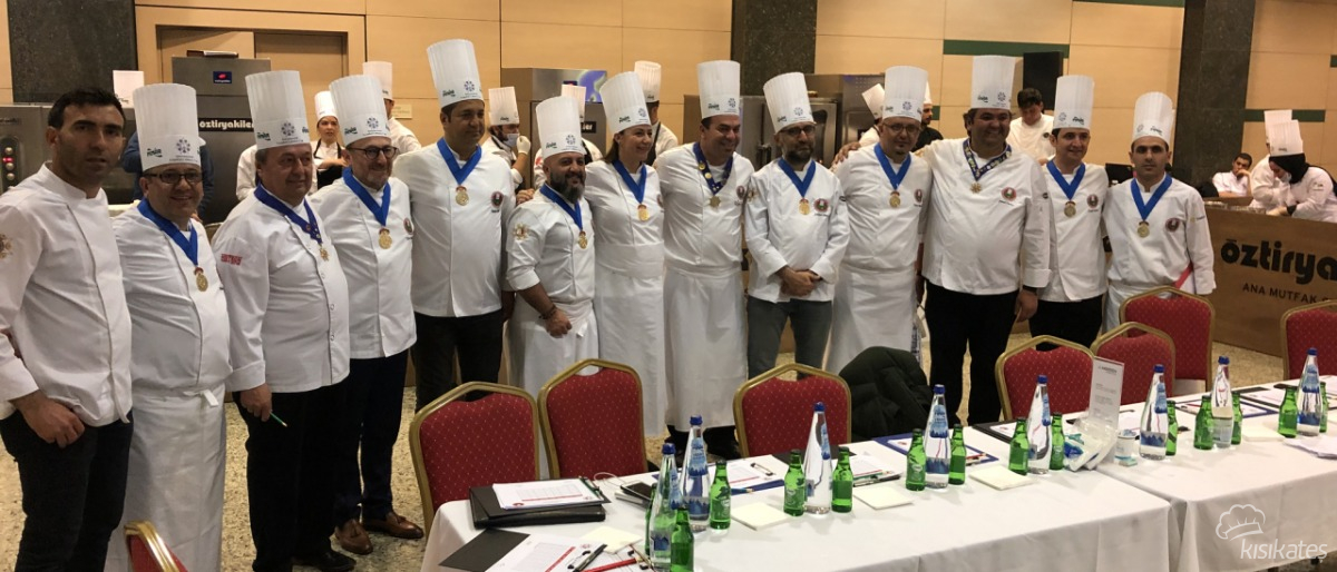 International İstanbul Culinary Cup 2019