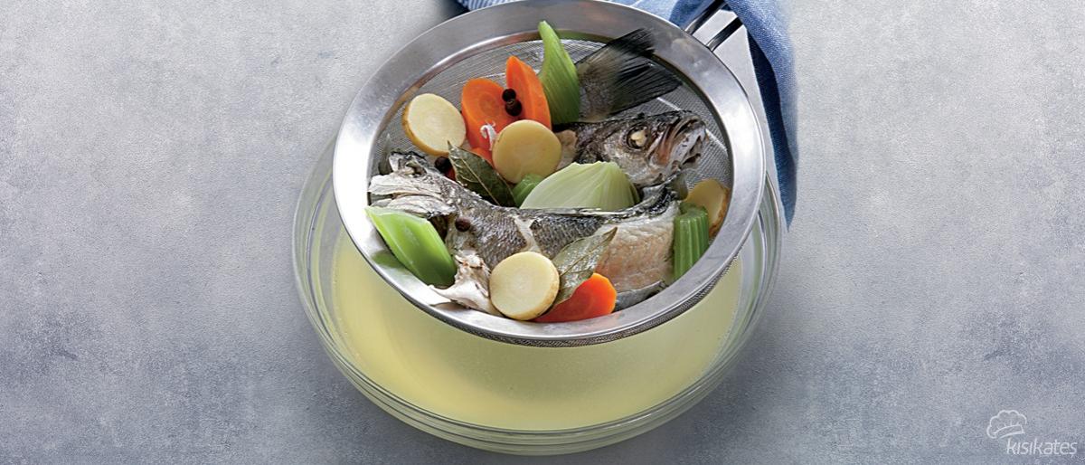 Balık Kemik Suyu Nasıl Yapılır?