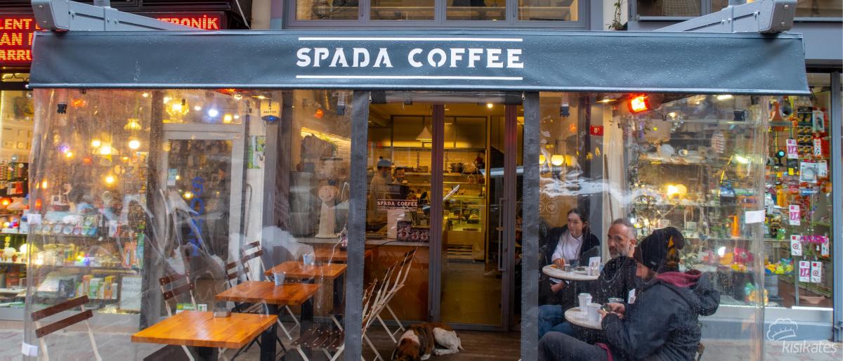 Spada Coffee - İstanbul