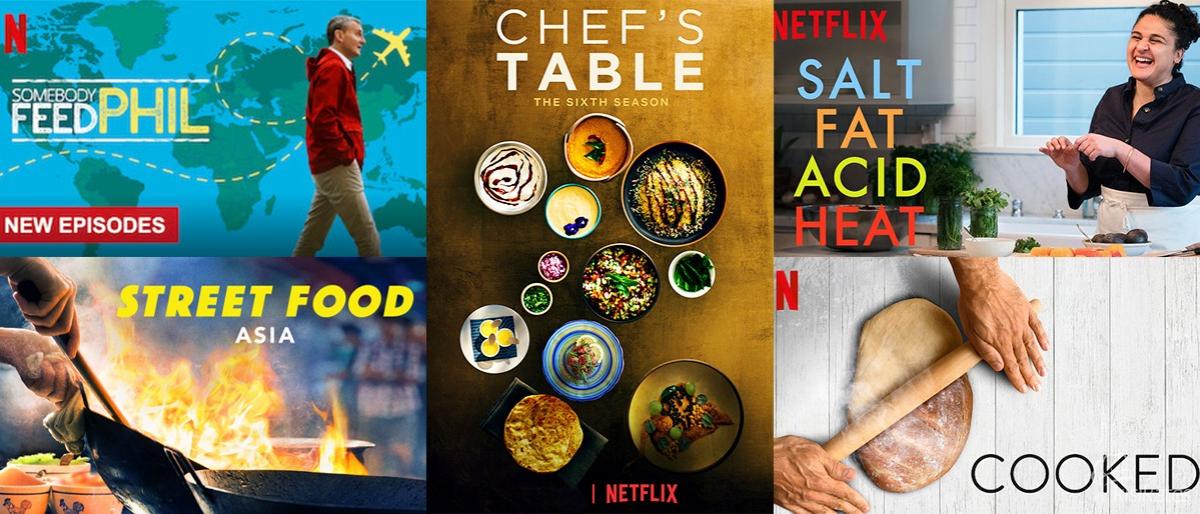 Netflix'teki En İyi 5 Yemek Belgeseli!