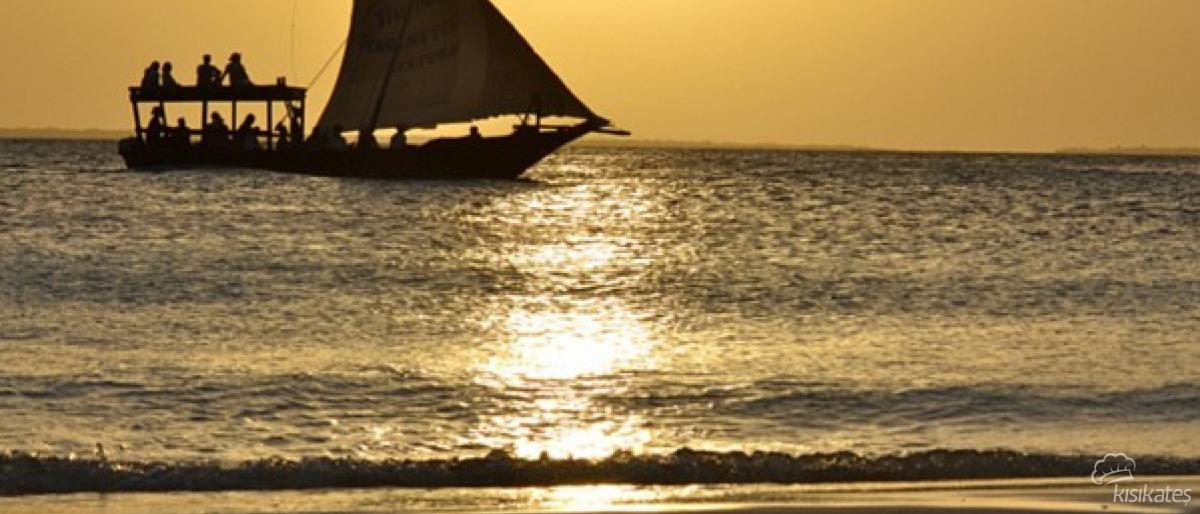 Afrika'ya Giriş - Yahut Zanzibar