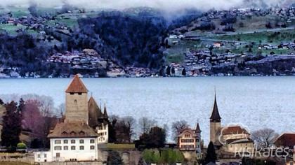 Kısa Bir İsviçre Turu