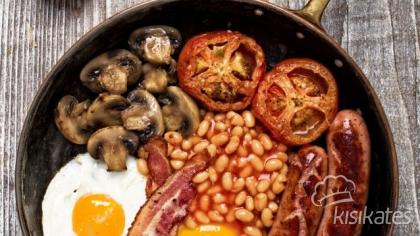 İngiltere Yemek Kültürü