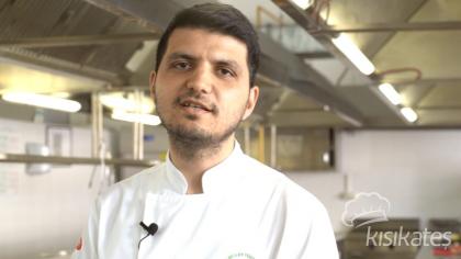 Berker Çiftçi Aşçılık Kampının Önemini Anlatıyor