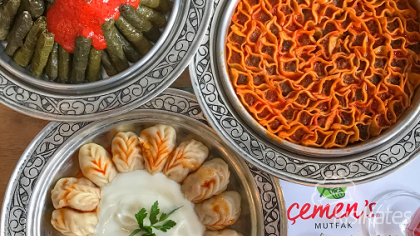 Çemen's Gurme ve Mutfak-Kayseri
