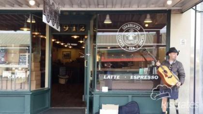 Seattle Kahve Gezisi