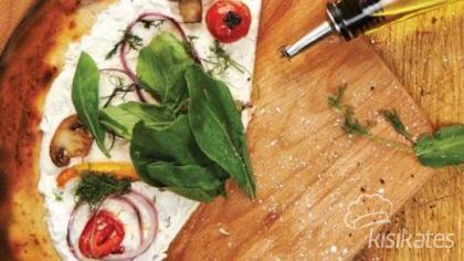 Pınar Labne Pizza
