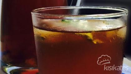 Lime Aromalı Soğuk Çay