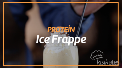 Protein Ice Frappe